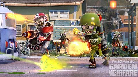 Plants vs. Zombies: Garden Warfare wygląda coraz lepiej