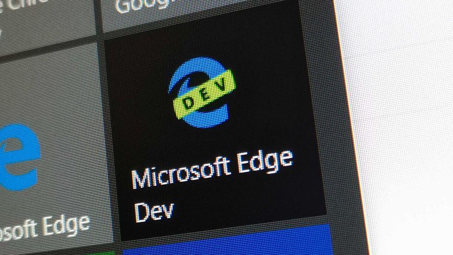 Microsoft Edge Dev pozwala na synchronizację kart, fot. Oskar Ziomek