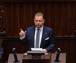 Odrzucono wotum nieufności wobec Łukasza Szumowskiego. W Sejmie było bardzo gorąco