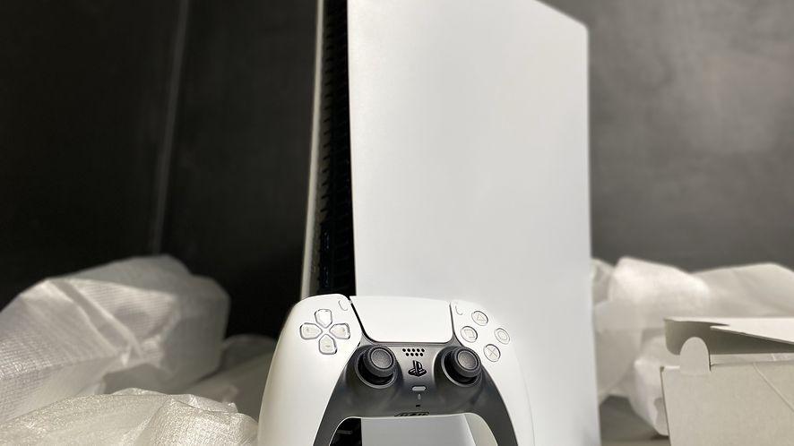 PS5 pierwsze wrażenia
