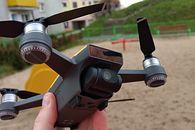 Quadrocopter dla początkującego pilota-filmowca? Testy i recenzja DJI Spark w wersji Combo!