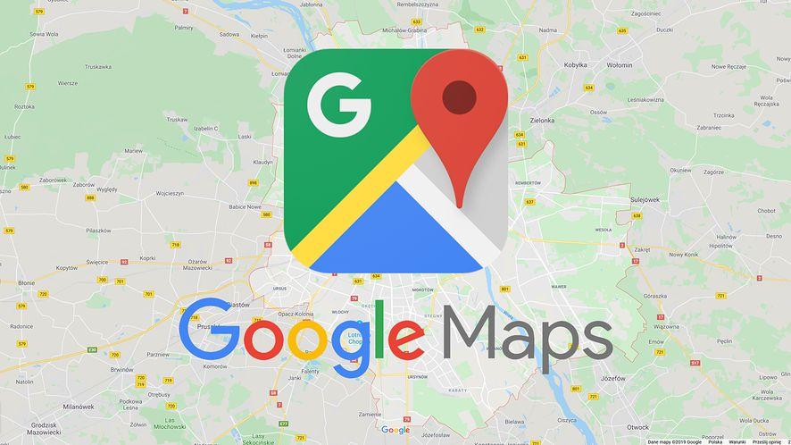 Mapy Google i ich liczne funkcje, o których mogliście nie wiedzieć (fot. dobreprogramy, Jan Domański)
