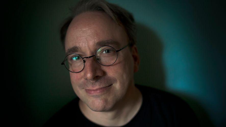 Linus Torvalds przyznaje, że nie pisze już kodu, fot. Getty Images