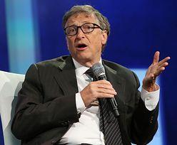 Padło pytanie o czipy. Szybka odpowiedź Billa Gatesa