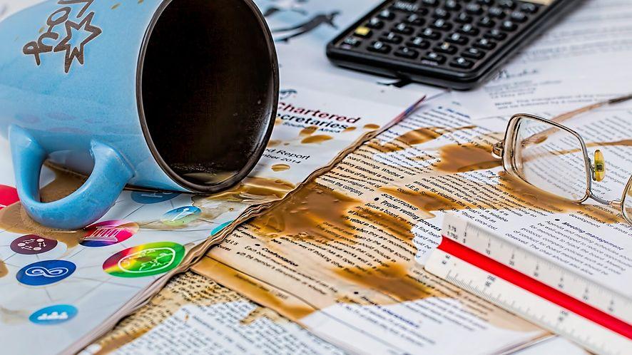 Nie ma czegoś takiego, jak czysty tekst. Najczęstsze problemy programistyczne (fot. Pixabay)