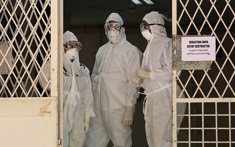 WHO ostrzega przed nową pandemią. Śmiertelność wirusa Nipah to 75 proc.
