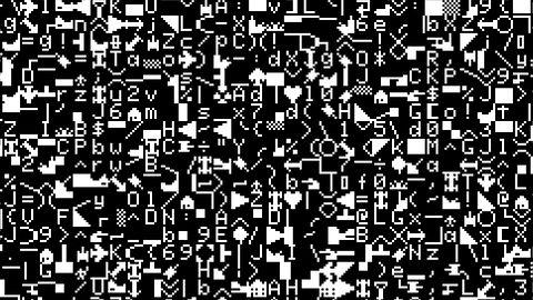 Ciężki los cyfrowej typografii w erze wektorowych dinozaurów
