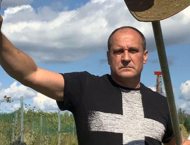 """""""Powiem szczerze - horror"""". Paweł Kukiz pokazał na Facebooku, co robił przez 3 tyg."""