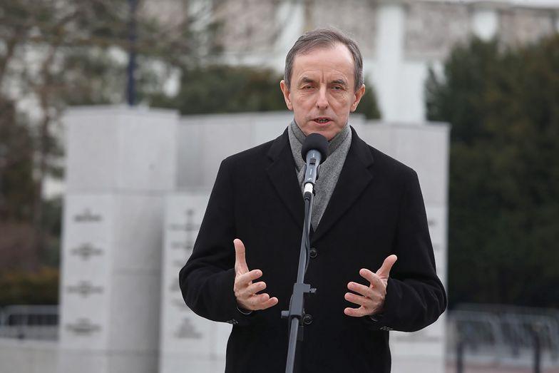 Tomasz Grodzki odpowiedział marszałek Sejmu