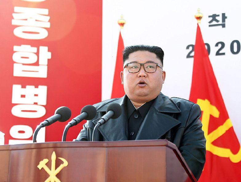 Kim Dzong Un ostrzega. Bezkompromisowa wojna na śmierć i życie