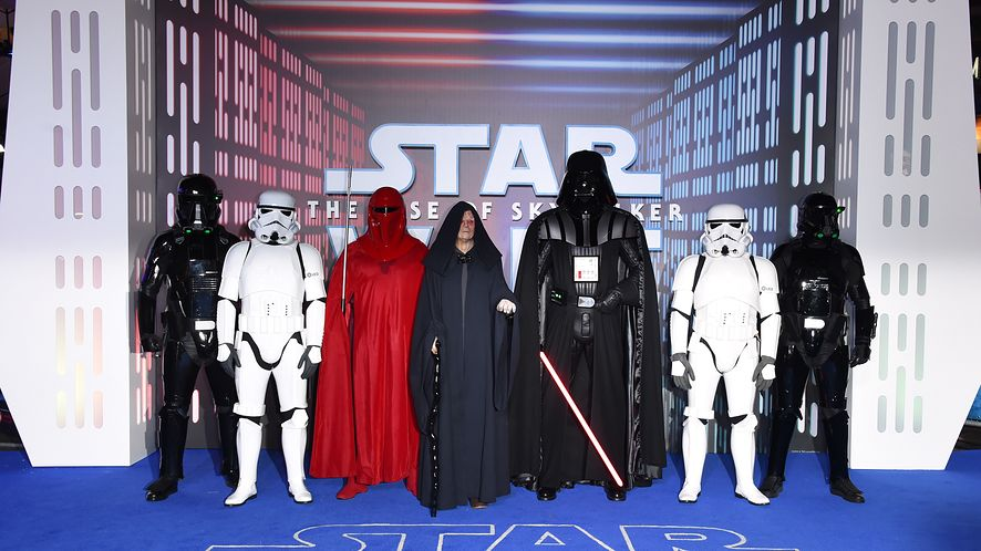 Star Wars (Photo by Dave J Hogan/Getty Images)