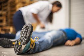 Wstrząs hipowolemiczny - przyczyny, objawy, pierwsza pomoc