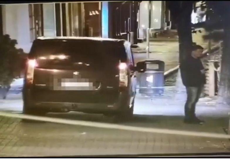 Policjant nie mógł uwierzyć własnym oczom. Nagranie z Leszna