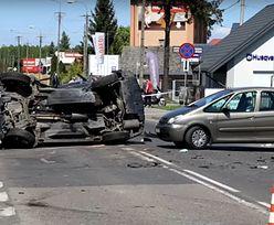 Tragedia na drodze. Dwie osoby zginęły, ranne są dzieci, a sprawca z vw golfa uciekł