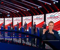 Debata prezydencka w TVP. Kto wygrał? Jakie były pytania?