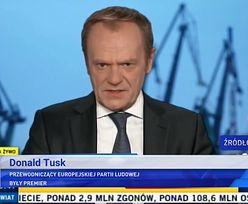 """Według """"Wiadomości"""" Donald Tusk dzieli Polaków. A TVN mu w tym pomaga"""
