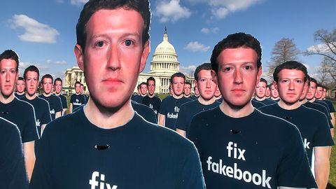 Facebook chciał mnie zablokować. Algorytmu nikt nie pilnuje, bo jest COVID-19