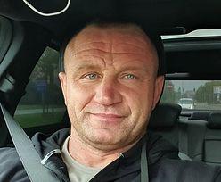 Wyjątkowa pamiątka Mariusza Pudzianowskiego. Pokazał zdjęcie z legendarnym trenerem