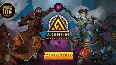 """""""Arkheim – Realms at War'' teraz w wydaniu na komputery PC i urządzenia mobilne - """"Arkheim – Realms at War'' teraz w wydaniu na komputery PC i urządzenia mobilne"""