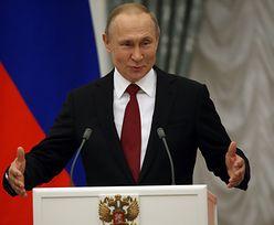 Rosja. Władimir Putin obiecywał premie dla lekarzy. Śmieszne kwoty
