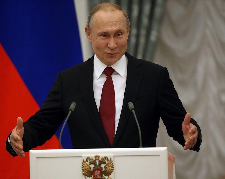 Na początku kwietnia Władimir Putin zapowiedział wysokie premie dla pracowników medycznych.