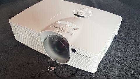 Okiem Pangrysa, czyli projektor Optoma GT1080E
