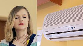 Ból gardła od klimatyzacji? Oto lekarstwo za grosze (WIDEO)
