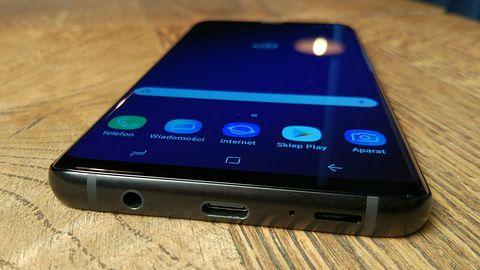 Galaxy S9 jest drogi i lepiej go nie psuć. Ceny napraw też będą bardzo wysokie