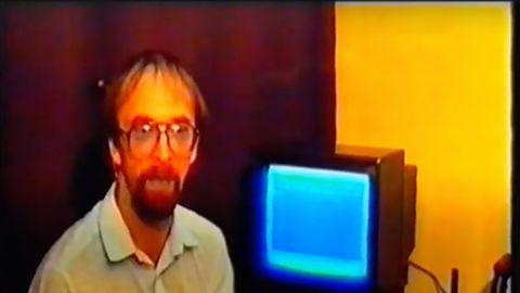 Wehikuł czasu z Bajtkiem — 1985 część czwarta