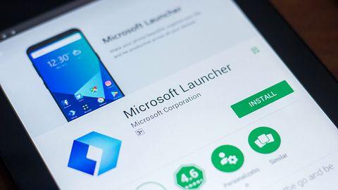 Microsoft Launcher jak Android 9 i iOS 12 – zatroszczy się o uzależnionych od smartfonu