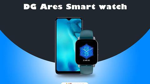 Budżetowy smartfon Doogee X93 i smartwatch Doogee CS2 już dostępne na Aliexpress