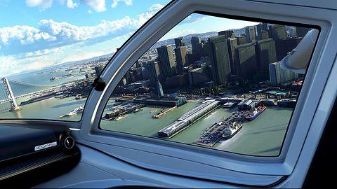 Microsoft Flight Simulator wraca. Tym razem na Xbox Series X|S