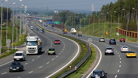 Zjazd z autostrady bez stania w korku? Orange testuje Polską Winietę