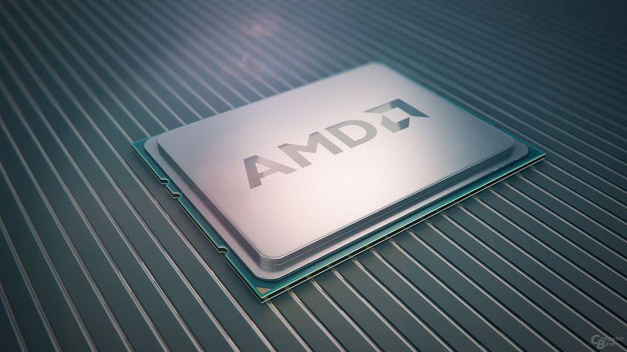 AMD Epyc, fot. Materiały prasowe