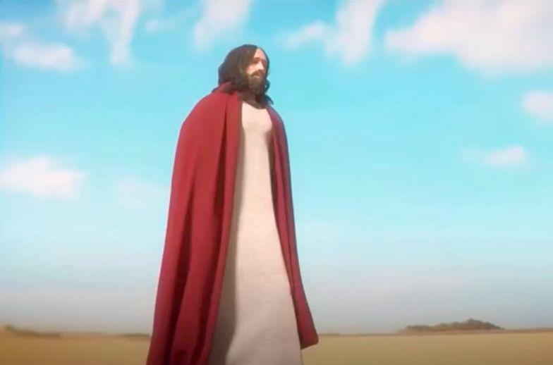 Wypędź demony i przywróć wzrok niewidomym. Powstaje symulator Jezusa