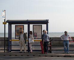 Wielka Brytania. Szok na przystanku autobusowym. Nie do wiary, co znalazł