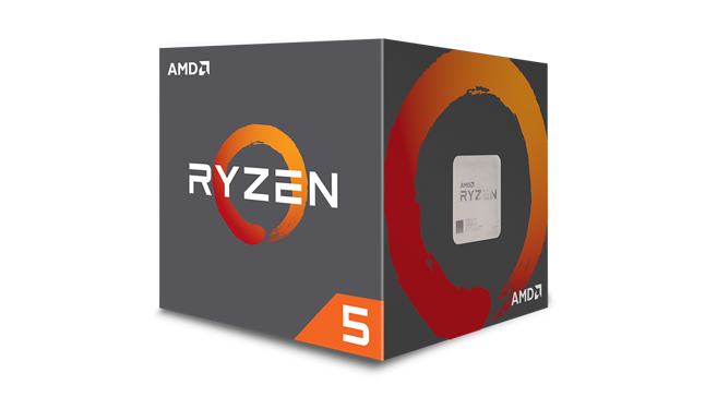 Ryzen 5 1600 – najpopularniejszy procesor ADM, za który jesteśmy gotowi zapłacić ponad 750 zł