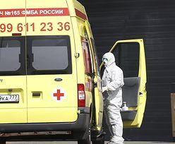 Epidemia koronawirusa w Rosji nabiera tempa. Znów rekordowa liczba zarażonych