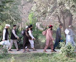 Afganistan wypuszcza groźnych terrorystów. Talibowie na wolności
