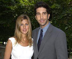 """Już nie tylko """"Przyjaciele"""". Media: Jennifer Aniston i David Schwimmer są parą"""