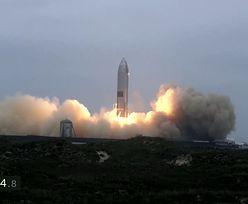Elon Musk dokonał niemożliwego. Wyjątkowa rakieta zaliczyła test!