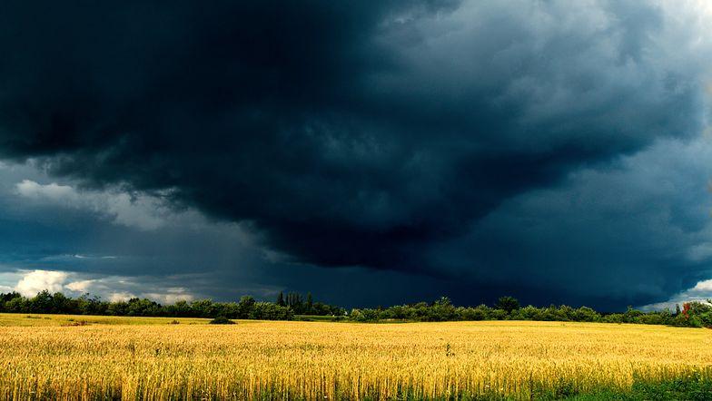 Pogoda. Gdzie jest burza? Będzie bardzo niebezpiecznie. Możliwe trąby powietrzne