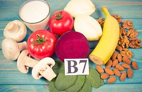 Biotyna - działanie, niedobór, nadmiar, wpływ na zdrowie