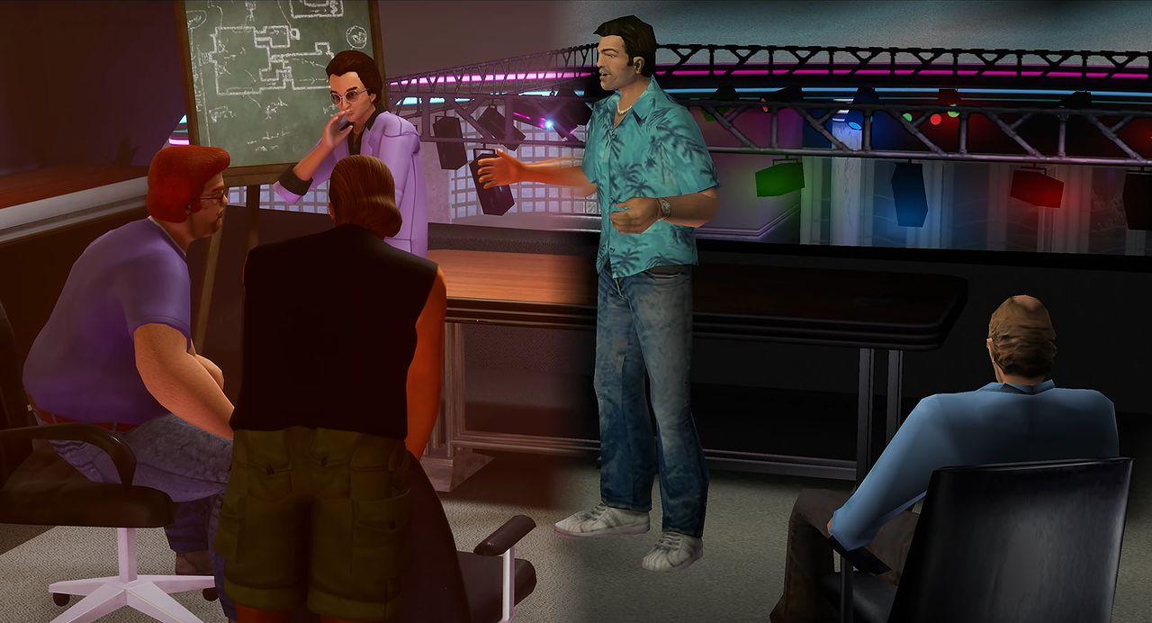 GTA: The Trilogy – The Definitive Edition. Zaprezentowano pierwszy zwiastun gry