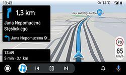 TomTom AmiGO w Android Auto. Taka walka o użytkowników ma sens (opinia)