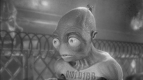 Oddworld: Soulstorm pozwoli przekonać się, do czego zdolne są trzy setki mudokonów
