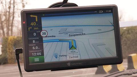 Navitel MS700 – krótki test nawigacji GPS z 7-calowym ekranem i nowym lektorem