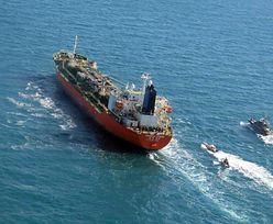 Gorąco w Zatoce Perskiej. Iran przechwycił tankowiec