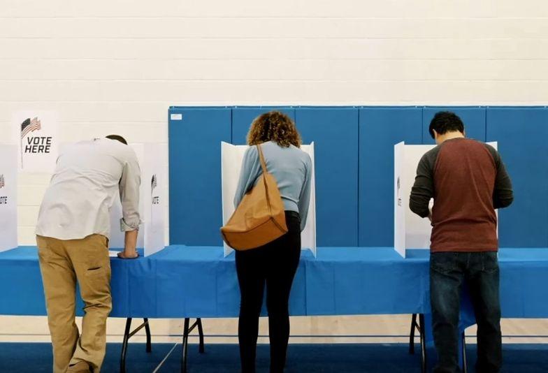 Wybory w USA. Rekordowa frekwencja