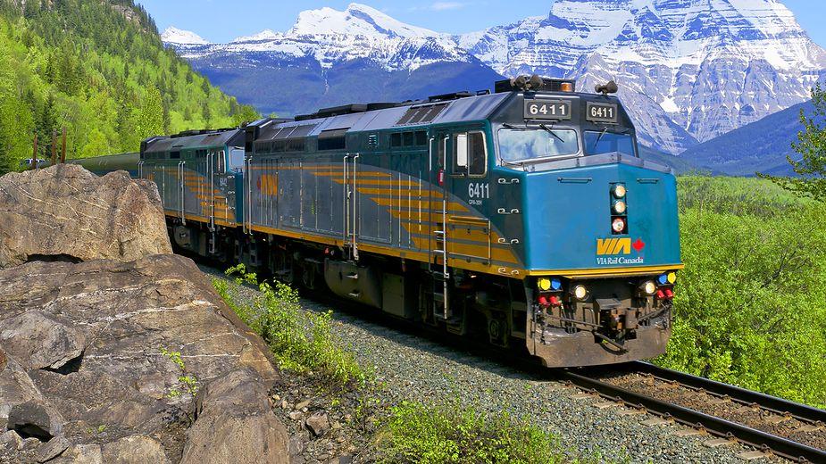 Mega pociągi